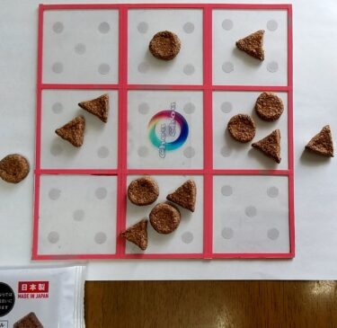 100均の日用品で駒を作る